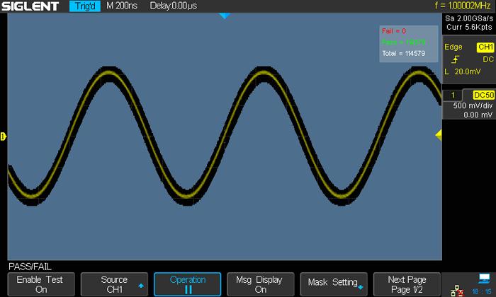 SDS2000X Series ดิจิตอลออสซิลโลสโคป New SPO Oscilloscopes [Engine by